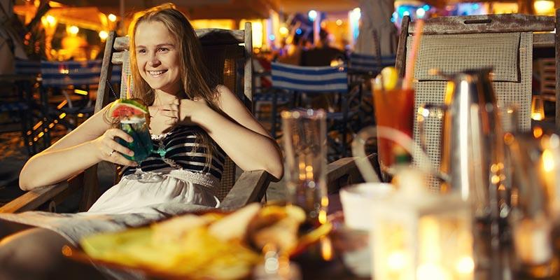 Positive Attitude Improves Restaurant Success